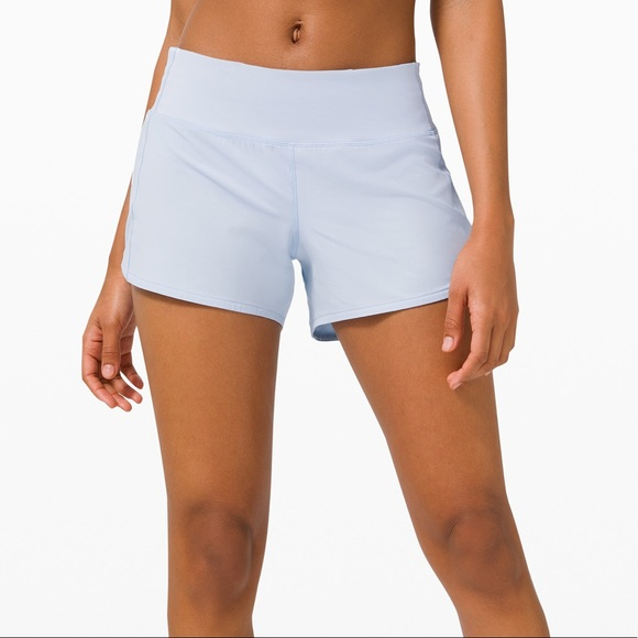 "Lululemon Speed Up 4"" shorts - Daydream"